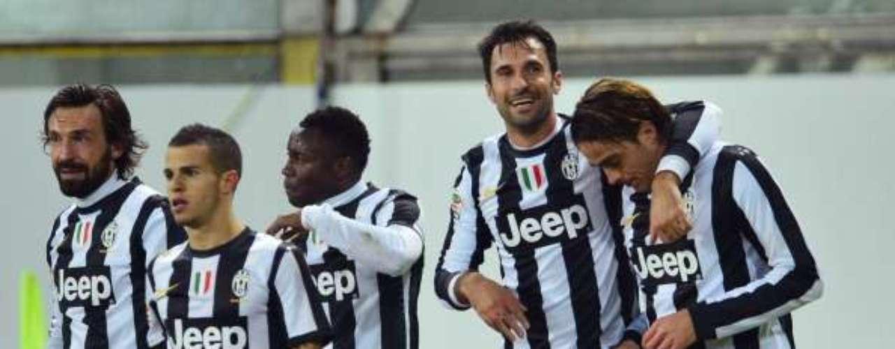 Domingo 6 de enero - Juventus recibe a Sampodira en partido de la fecha 19 del Calcio
