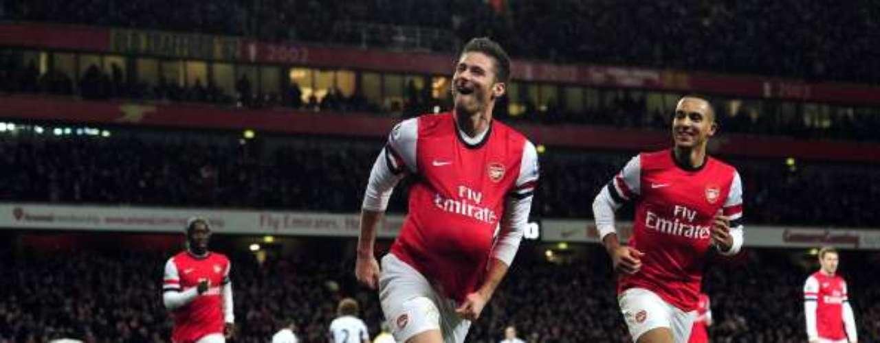 Domingo 6 de enero - Arsenal se mide como visitante al Swansea en la tercera ronda de la Copa FA