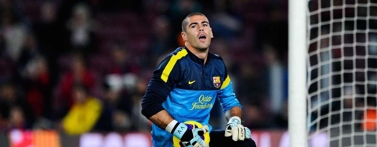 6. Victor Valdés (España/Barcelona)