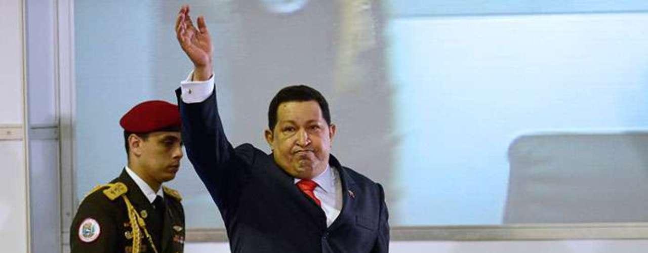 La última y escueta información oficial no permite hacerse una idea del estado en que se encuentra el presidente: \