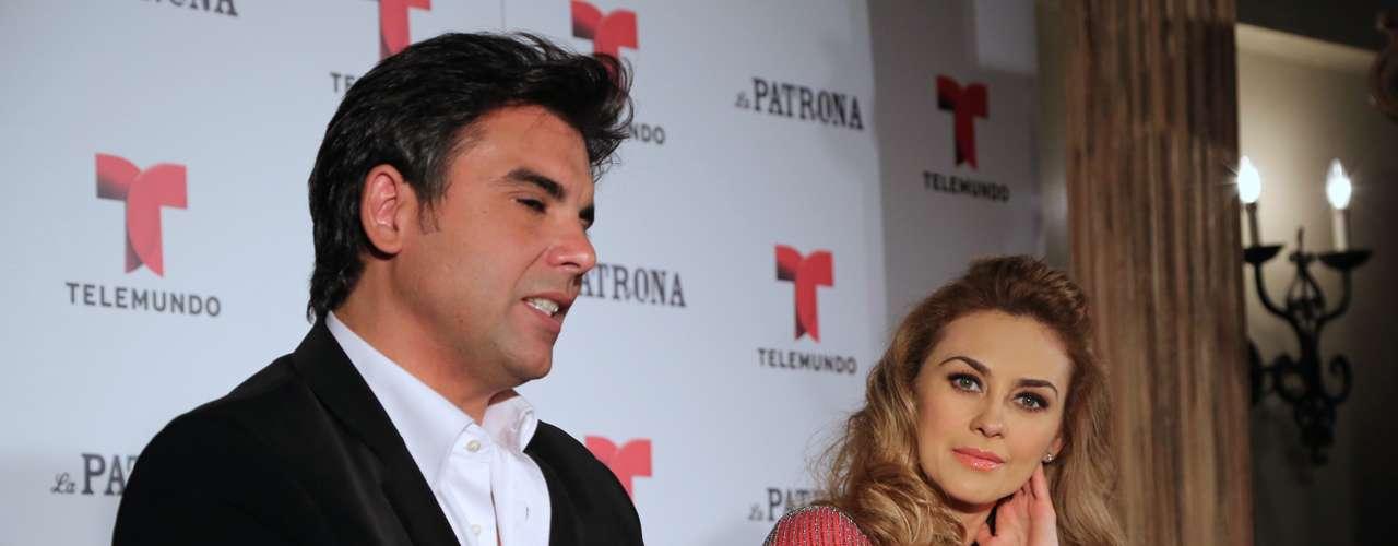 Jorge Luis Pila dijo sentir una gran satisfacción por compartir créditos con Aracely, a quien calificó de una gran profesional y excelente compañera.