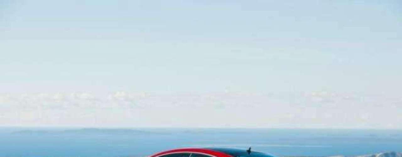 Mercedes-Benz E 500 Coupe 2014