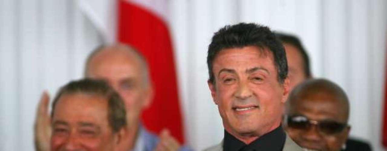 Sylvester Stallone tuvo su primer rol como actor en la cinta pornográfica \