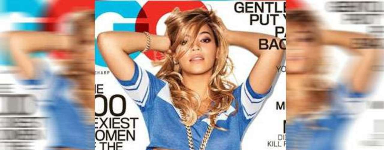 JANUARY 9 - To promote her potential grand Super Bowl performance, Beyoncé will be gracing the cover of GQ in Februrary in all her beautiful, half-naked glory. The men's mag features the singer on their list of the top '100 Sexiest Women of the 21st Century.' Queen B will also be joining Kelly Clarkson as a performer at President Obama's second inauguration ceremony this month.