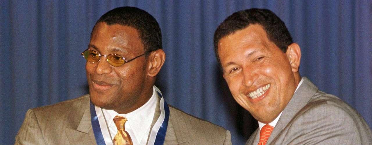 Uno de los mejores jugadores de la liga de béisbol de República Dominicana, Samuel \