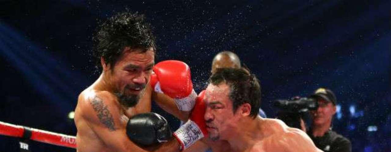 El 2013 para el boxeo puede traer consigo grandes enfrentamientos o en su caso revanchas que sin duda darán de qué hablar. Aquí repasamos las batallas que están cerca de darse en este año. De la que más se habla es de una quinta versión entre Manny Pacquiao y Juan Manuel Márquez, luego de que éste noqueara al filipino en diciembre pasado. Esta confrontación podría ser en septiembre.