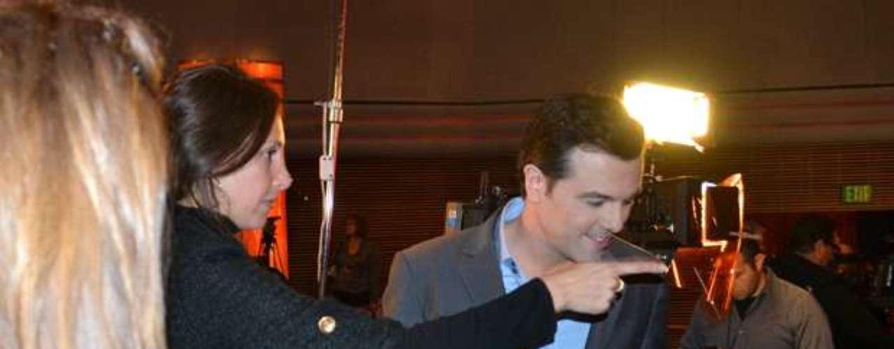 Seth MacFarlane también será el conductor de la gala que se transmitirá en vivo el 24 de febrero por ABC.