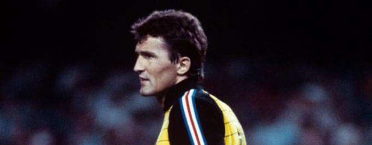 Dragan Pantelic scored 26 goals in his career, two of them coming with the Yugoslavian national team.