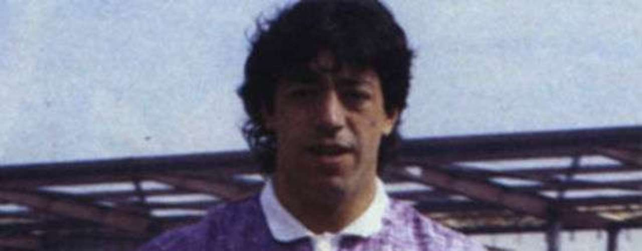 Chile's Marco Cornez scored 24 goals in his career, all of them at the club level.