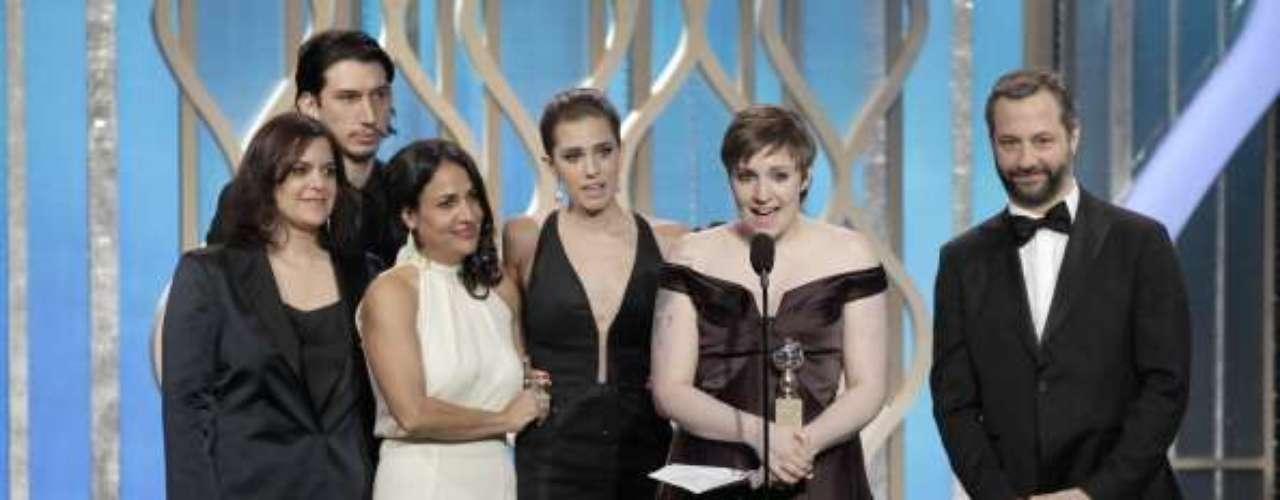 El Golden Globe para Mejor Show de TV, Comedia fue para \