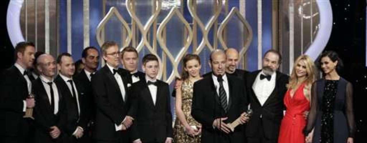 El Golden Globe para Mejor Show de TV, Drama fue para \
