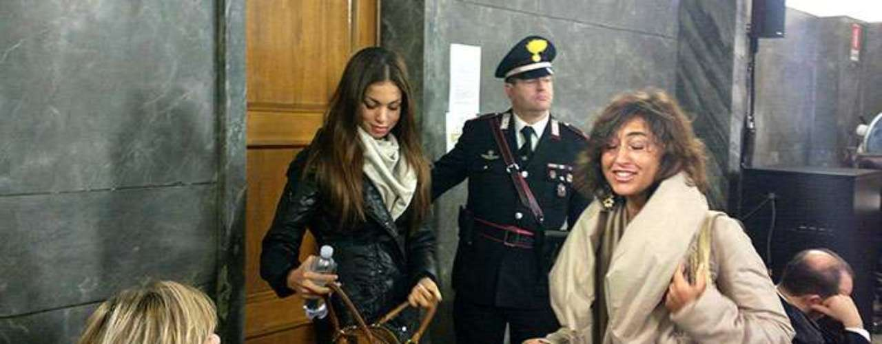 The judges are deliberating on the request of Berlusconi's lawyers and will make a decision today.