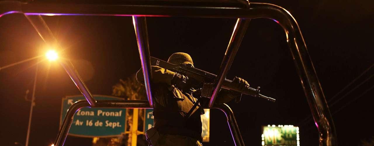 Según el diario Proceso, el organismo recopilaría la información de todas las instancias de seguridad y justicia de México para ir a \
