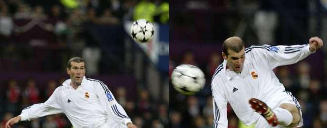 La estampa de Zidane quedará para el recuerdo. Su golazo será recordado siempre como uno de los más bellos en la historia de la Champions
