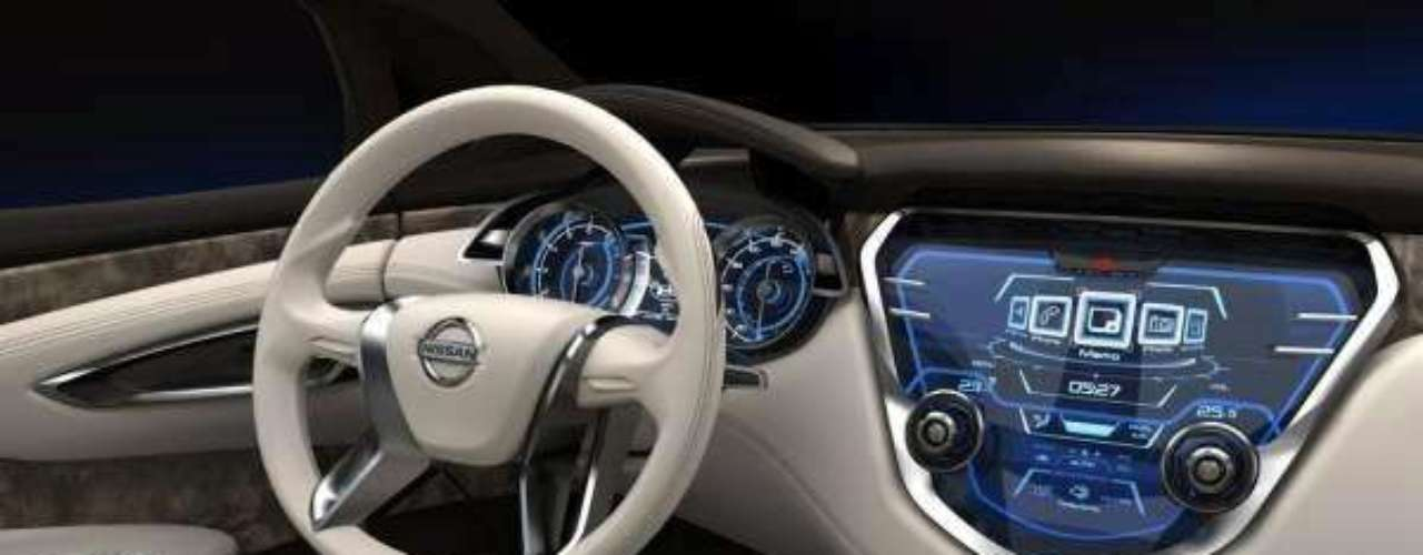 Foto Nissan Resonance Concept