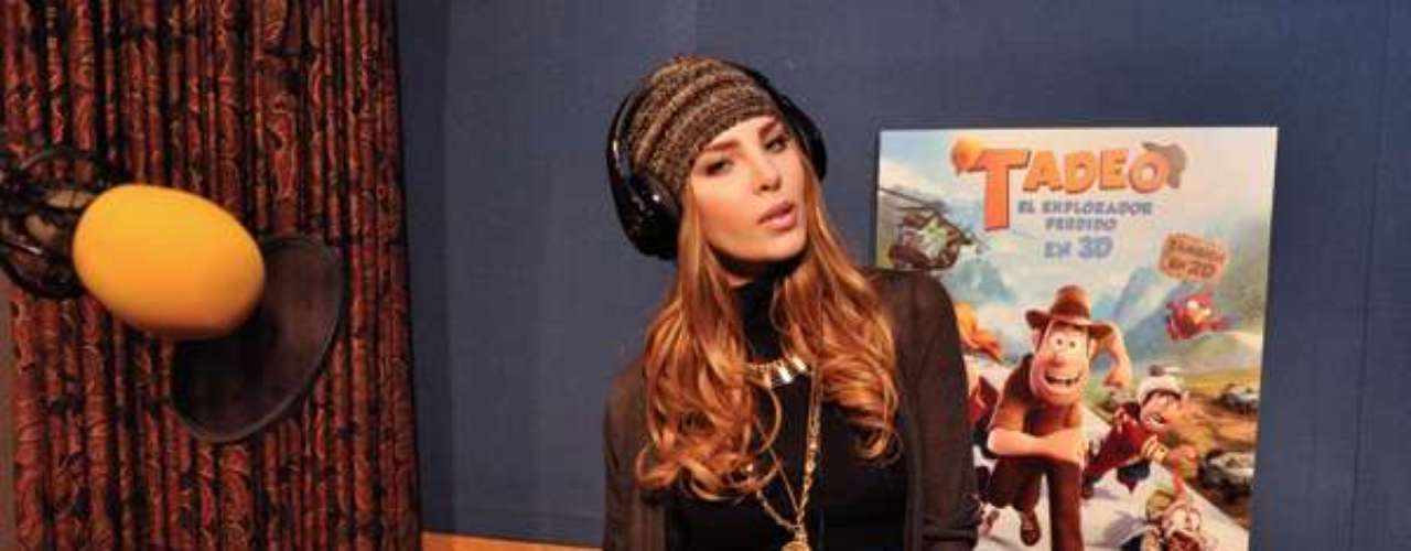 Actualmente, Belinda se encuentra concentrada promocionando su nuevo disco pero no descarta volver pronto a la actuación.