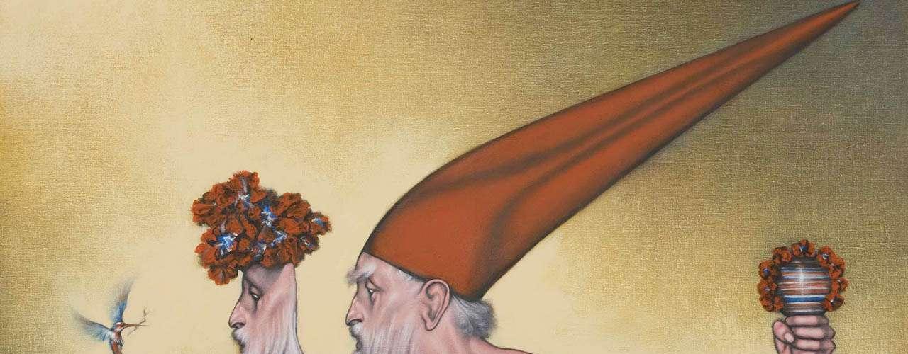 Aunque fue yerno de Diego Rivera y hermano menor del también pintor Pedro Coronel (1923-1985), Rafael ha sabido forjarse una exitosa carrera artística por su lado. Sus pinturas tienen una sobriedad melancólica inconfundible, normalmente son retratos de ancianos con profundo simbolismo místico y de la condición humana.