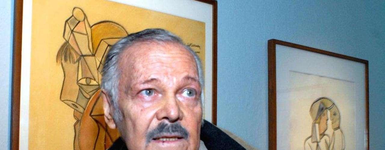 José Luis Cuevas (Ciudad de México, 1934).