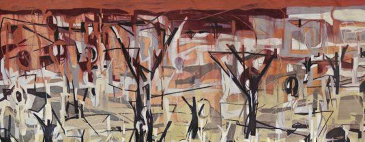 Este artista es conocido por haberse hecho un nicho en el arte abstracto pero de temáticas tan variopintas como la inmensa urbe del DF, hasta paisajes selváticos; pero es justamente en ese aparente desorden donde se encuentra la genialidad de sus ilustraciones.