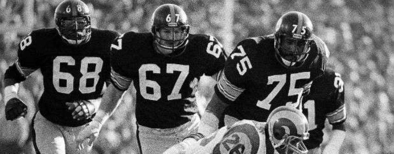 Pittsburgh Steelers ganaría su cuarto Super Bowl al derrotar 31-19 a Los Angeles Rams en la edición XIV.