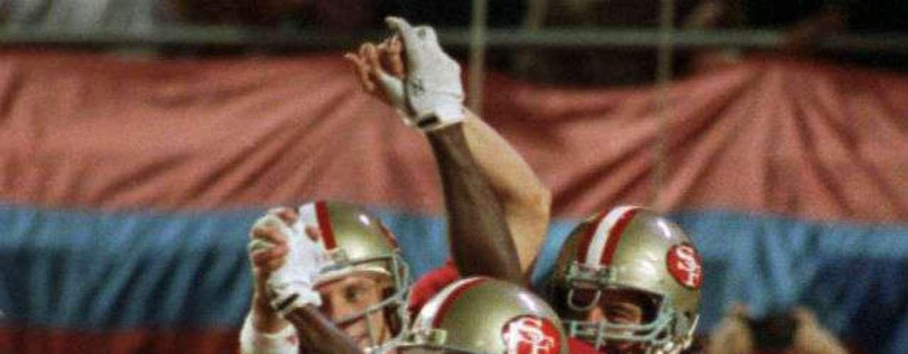 El Super Bowl XXIII tuvo dueño y ese fue San Francisco 49ers que venció en un dramático juego a Cincinnati Bengals 20-16.