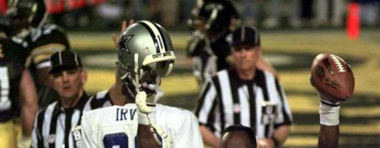 Dallas Cowboys conquistó el Super Bowl XXX, el último de la franquicia hasta ahora, luego de superar a Pittsburgh Steelers 27-17.