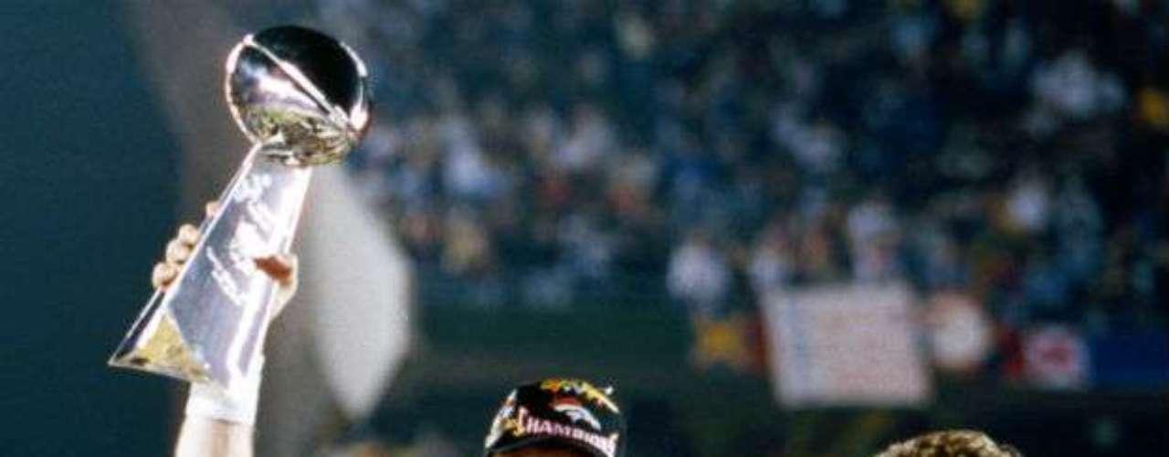 El Super Bowl XXXII fue para Denver Broncos, que logró un triunfo sorpresivo frente a Green Bay Packers que cayeron 31-24.