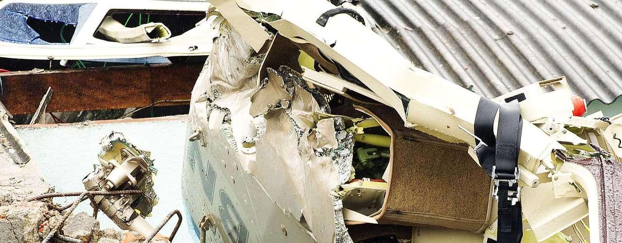 La Agencia Nacional de Aviación Civil y la Policía Civil del Estado de São Paulo van a investigar las causas del accidente.