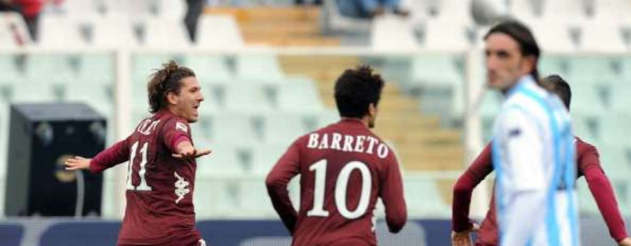 Torino did the same against Pescara (0-2).