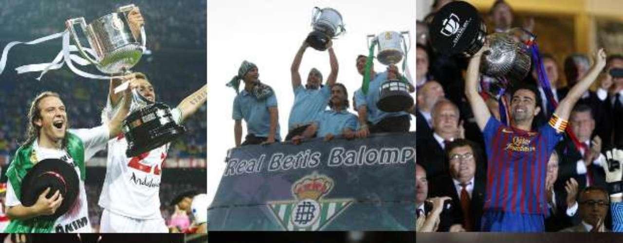 El torneo arrancó en 1903, después del éxito que tuvo la Copa Coronación en 1902. Barcelona es el máximo ganador.