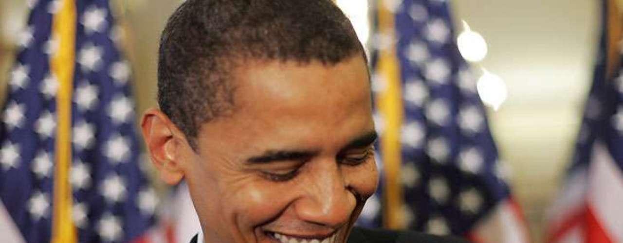 Barack Obama comenzó oficialmente su segundo mandato al frente de Estados Unidos el mediodía de este domingo 20 de enero. Para que estés al tanto de quién es esta figura histórica, te presentamos algunos datos que te sorprenderán.