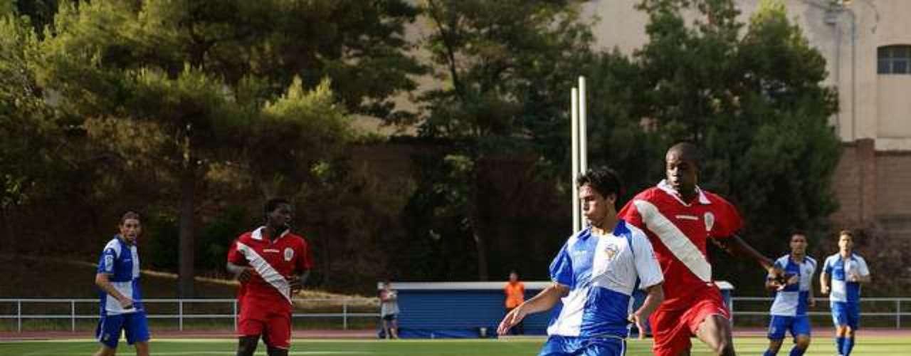 Ulises Davila gave an assist as Sabadell dominated Girona 4-1.