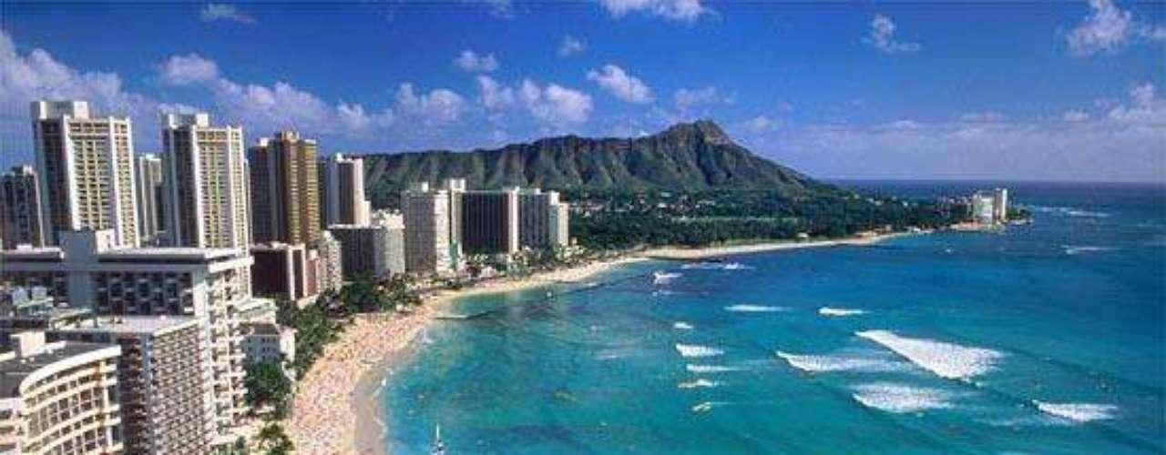 Honolulu, Hawaii: Aquí es difícil encontrar fast food y comida procesada. En esta ciudad, la cantidad de mujeres que fuma es mucho menor al promedio nacional, lo mismo que la cantidad de mujeres que sufren depresión.