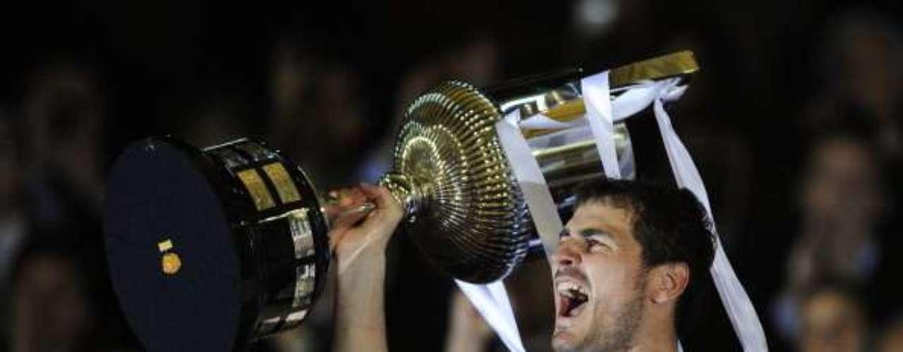 En 2011, el Madrid conquistó su decimoctava Copa del Rey .