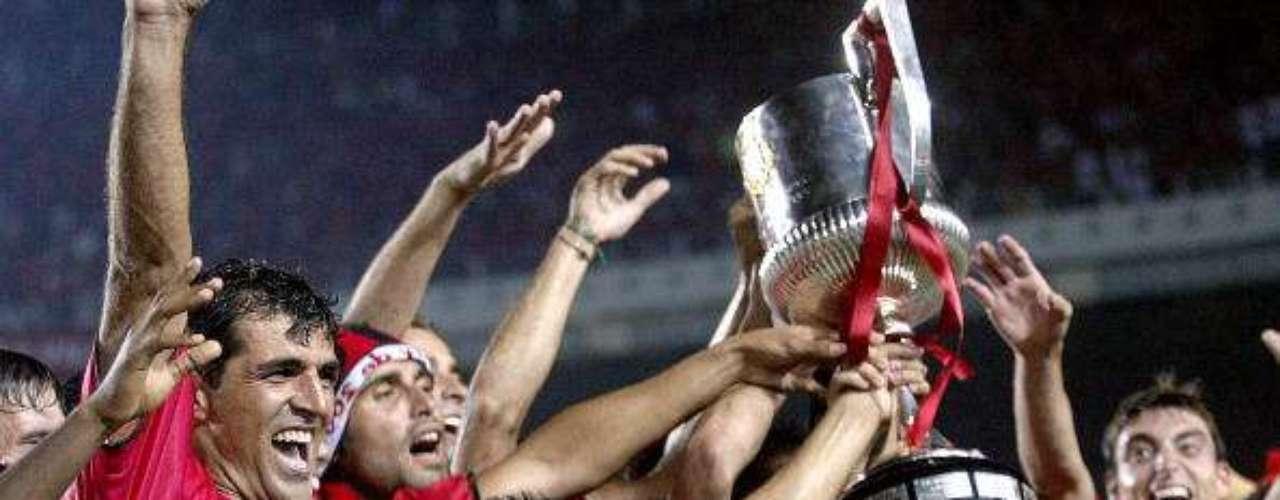 Mallorca se metió a la lista de ganadores luego de su éxito en 2003, tras dos intentos previos frustrados.