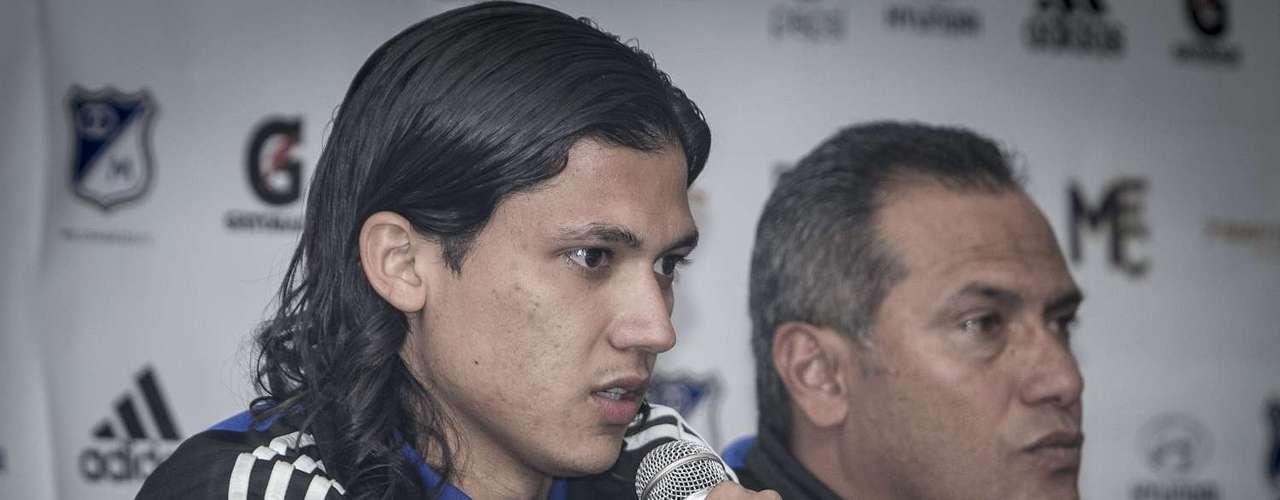 Millonarios presentó oficialmente sus cuatro refuerzos para encarar el 2013, en el club Laverdieri, el vigente campeón del FPC mostró su nueva cara para afrontar las cuatro competencias, Superliga, Copa Libertadores, Liga y Copa Postobón.