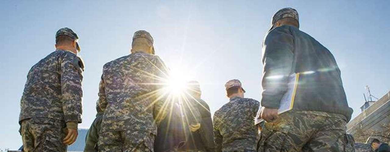 En la ciudad habrá cerca de 13,500 miembros del Ejército para la toma de posesión. Fungirán como acomodadores en la ceremonia, marcharán en el desfile y apoyarán a las corporaciones policiales.