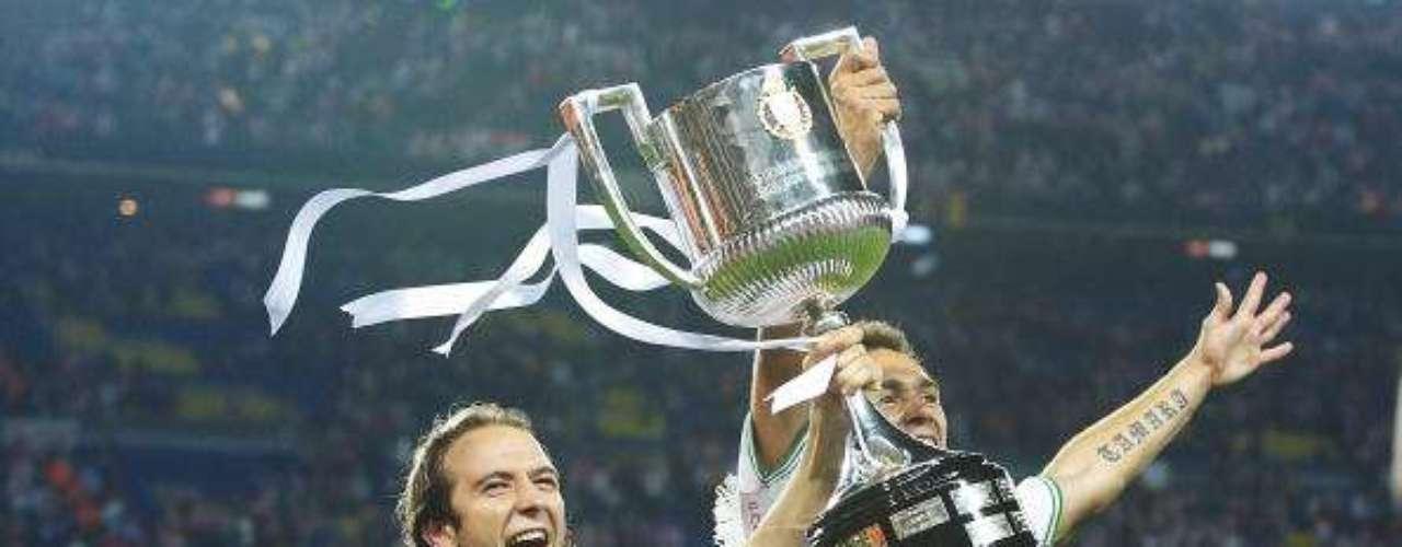 Sevilla obtuvo su quinta copa en 2010.