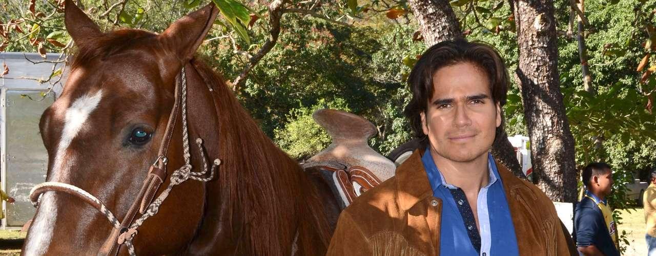El actor colombiano Daniel Arenas interpretará a 'Octavio', el rico hacendado que se enamora de 'Maricruz'.