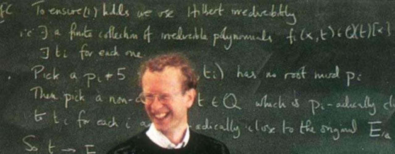 La lista también incluye al matemático Andrew Wiles (170 IQ), quien ha resuelto el teorema de Fermat, considerado por muchos como el problema matemático más difícil del mundo.