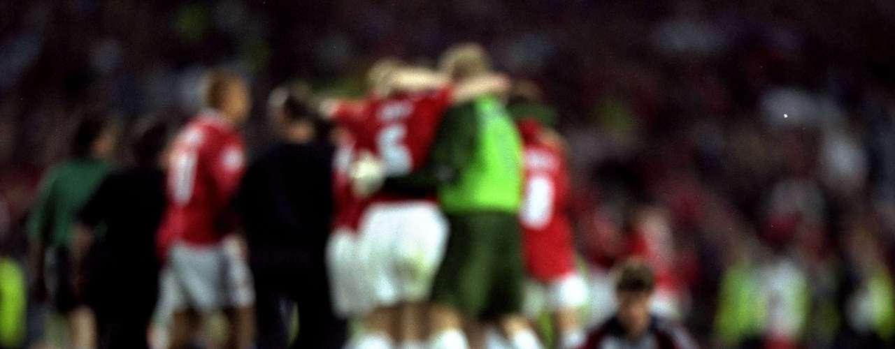 La noche más triste en la historia del Bayern Munich fue el 26 de mayo de 1999 cuando perdió la Final con Manchester United 2-1. Los dos goles de los ingleses fueron en tiempo de compensación