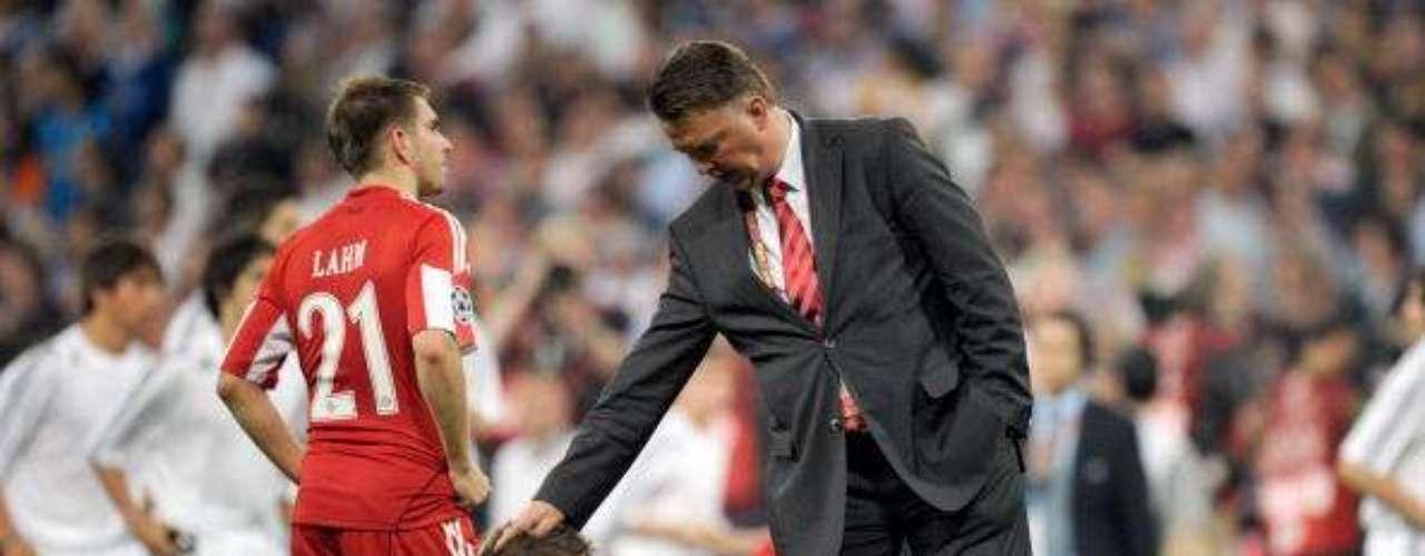 En la Final del 2010 Bayern cayó 2-0 ante Inter de Milán en el Santiago Bernabéu para sumar su cuarto subcampeonato