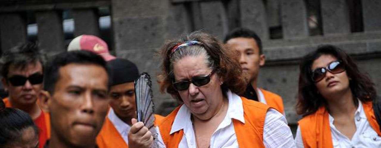 Indonesia sanciona duramente los delitos de narcotráfico, con penas que incluyen la pena de muerte y la cadena perpetua.