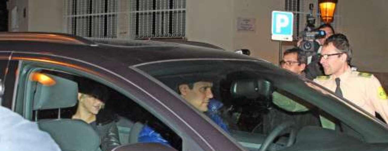 Los padres de Shakira se quedarán unos meses en Barcelona para ayudarla en los primeros cuidados del bebé.