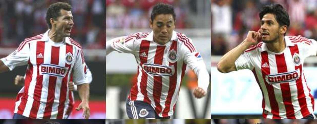 Jugadores a seguri del partido de la Jornada 4 entre Monarcas y Chivas