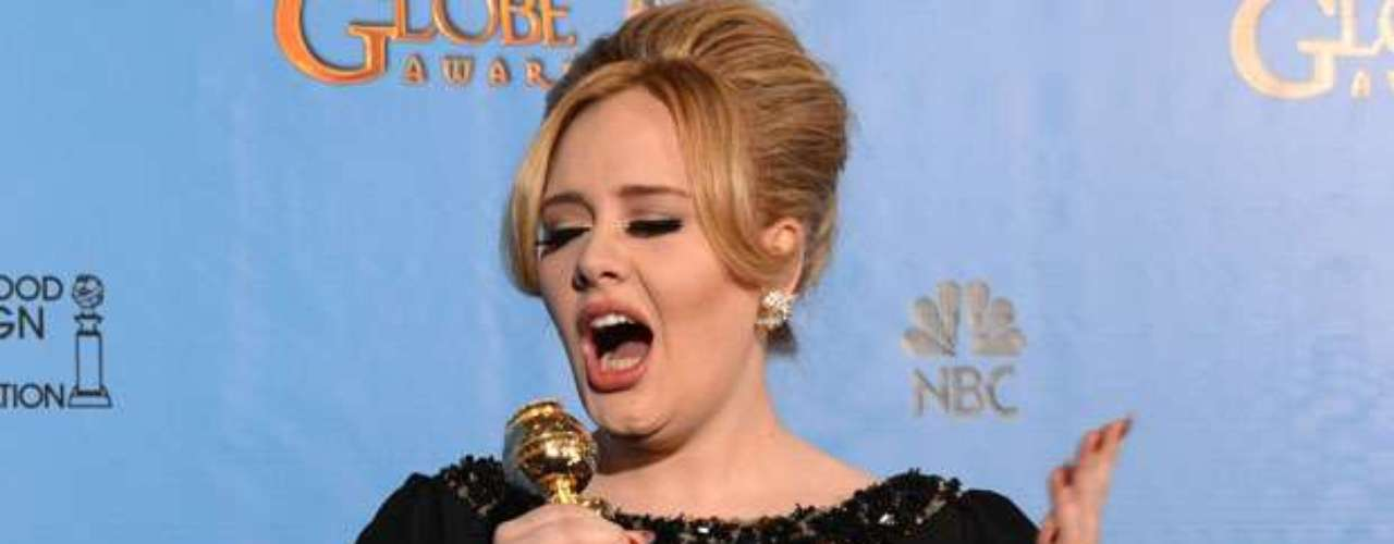 JANUARY 23 - Adele is confirmed to perform her James Bond theme, \