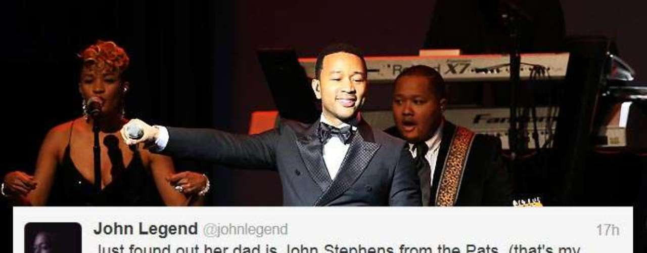 John Legend related why he was rooting for Stephens in this informative tweet.