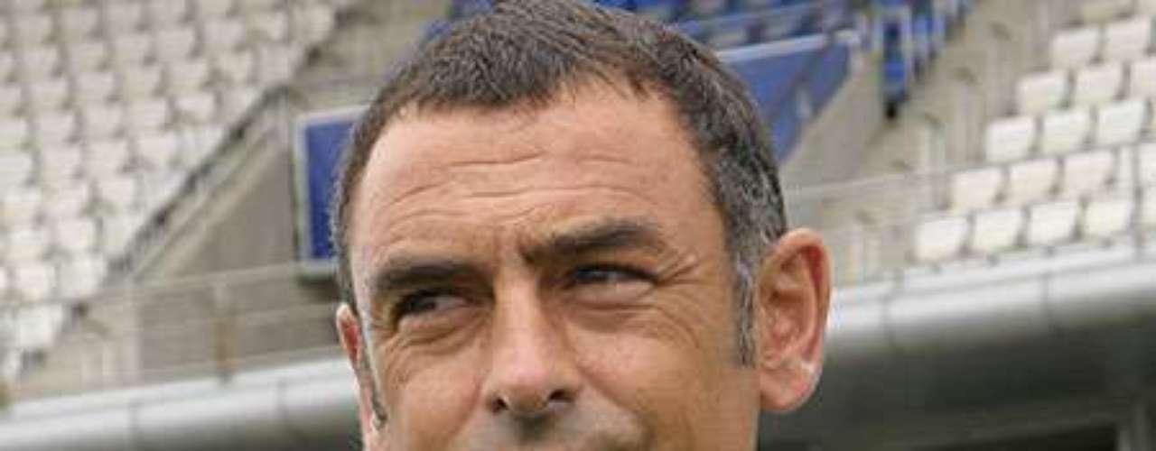 Javier López Castro, técnico del Salamanca de 2005 a 2007: \