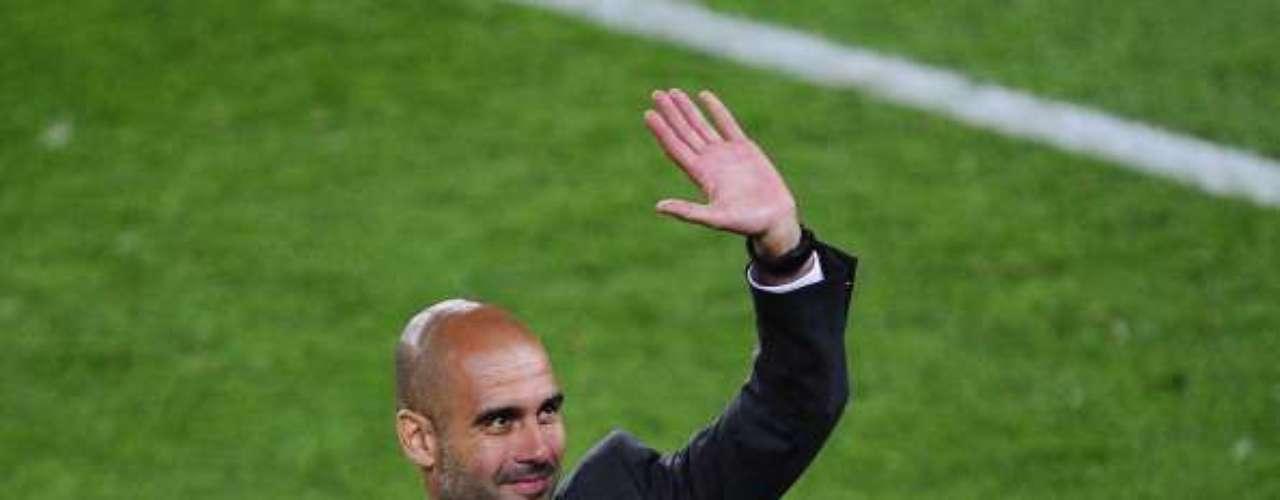 Josep Guardiola, extécnico de Barcelona: \