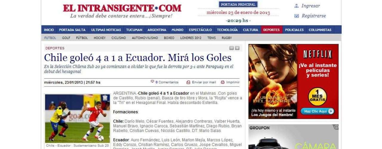 EL INTRANSIGENTE DE COLOMBIA